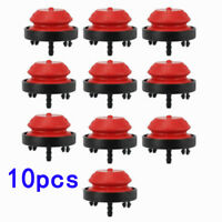 10pcs Primer Bulb Set For MTD Snowblower Thrower 180-027 180-054 Lawn Mower Part