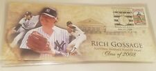 goose gossage cachet envelope stamp cancelled induction day yankees hall of fame