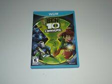 Ben 10 Omniverse Nintendo Wii U