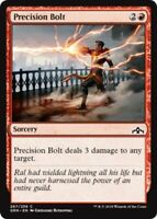 1x Precision Bolt - Planeswalker Deck Exclusive NM, English MTG Guilds of Ravnic
