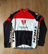 Cycling long sleeve jersey mens medium