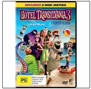 Hotel Transylvania 3 - A Monster Vacation  REG 4..NEW & SEALED   V4