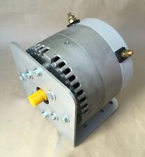 Manta Ii 10 hp Dc electric motor 12 24 48 Etek Permanent Magnet with new Mount