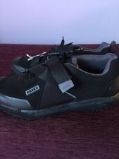 ION Rascal Clipless SPD shoes, size 42/UK8 Black , Brand new No Reserve