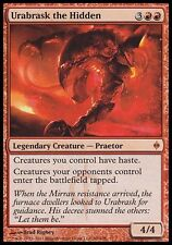 1x Urabrask the Hidden New Phyrexia MtG Magic Red Mythic Rare 1 x1 Card Cards