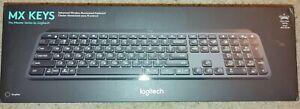 Logitech MX Keys (920009294) Wireless Keyboard - Graphite