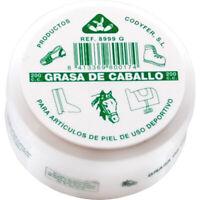 GRASA DE CABALLO PARA CALZADO LATA 200 ML DE CODYFER ARTÍCULOS DE PIEL