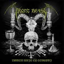 Front Beast - Demon Ways Of Sorcery LP NEW Splatter Colored Vinyl Album Record