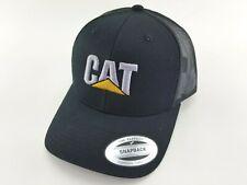 CAT trucker hat, Richardson, cat cap, caterpillar, diesel, construction, gifts