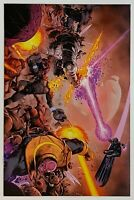 THANOS #16 Shaw VIRGIN Cover Variant * GEMINI SHIPPING