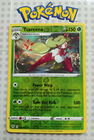 Pokemon card Tsareena 016/189 HOLO Stage 2 RARE Grass Darkness Ablaze MINT