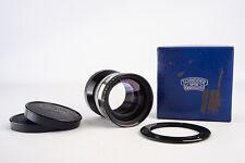 Schneider G Claron 355mm f/9 Large Format Barrel Lens Caps & Retaining Ring V15