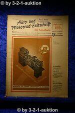 Auto und Motorrad Zeitschrift Nr. 9/51  1.3.1951 Der Auto Markt