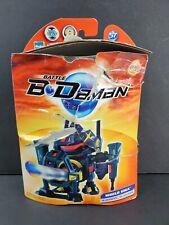 Takara Battle B-Daman Blasters SHIELD GIGA Hasbro 2005 Toy RARE NEW