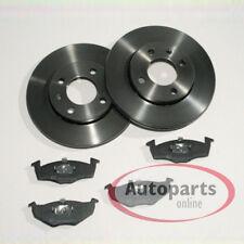 VW Lupo 6x1 6e1   Bremsscheiben Bremsen Bremsbeläge für vorne die Vorderachse*
