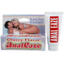Anal Eaze .5 oz. Cherry By Pipedream Desensitizers & Relaxants Anal