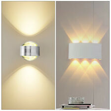 Modern LED Wandleuchte Außen Wand-Lampe IP65 Gartenleuchte Balkon Tür Licht