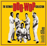 DOO-WOP * 60 Greatest Hits * New Sealed 3-CD Boxset  * All Original Hits