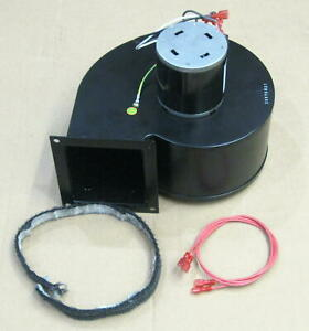 Pellet Stove Convection Blower Motor Assembly for Englander PU-4C447