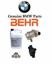 BMW E90 E60 E83 E89 128i 330i 528i Water Pump Thermostat with Antifreeze Genuine