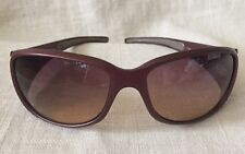 Puma Sunglasses Trestles 15013 Matte Burgundy Frame with Brown Lens