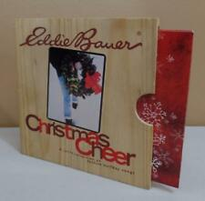Wood Case - Eddie Bauer Christmas Cheer Jazzy Collection 1998