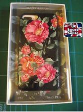 Rare Iconic Designer '5th & Love' iPhone 6/6S/7/8 Plus Flowers TPU Impact Case