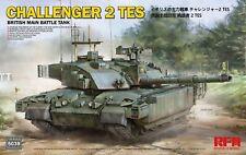 Rye Field RFM-5039 - BRITISH MBT CHALLENGER 2 TES 1:35