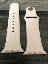 Genuine Apple Wristband Sport Band for Apple Watch M/L40MM Rose Pink D67