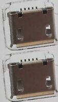 (2 Pezzi) Connettore di Ricarica per Brondi Magnum 3 Micro USB