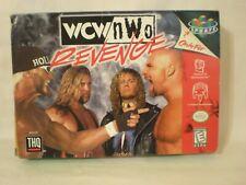 WCW / NWO Revenge - N64 Box Only!