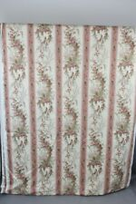 Loose Cover Furnishing Fabric Vintage Crowson Solitude in Pink Curtain Blind