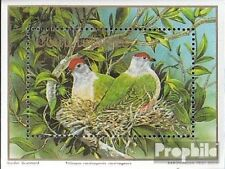 Cookinseln block191 mint never hinged mnh 1989 Rare Birds