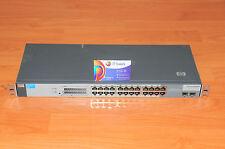 HP ProCurve 1800-24G J9028A Gigabit 100/1000 switch 6MthWty TaxInv