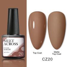 Meet Across Nail Art Gel Color Polish Soak-off Uv/Led Manicure Varnish Cz11 Xmas