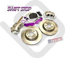 "MSS Disk Brake Front Big Kit Focus 99-11 SVT Aluminum Dual Piston 13"" Rotor"