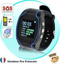 Montre Traceur/Tracker /Traqueur GPS Micro GSM Enfant Personne Agée Vehicule etc