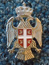 VOJSKA REPUBLIKE SRPSKE, REPUBLIC of SRPSKA ARMY, SOLDIERS CAP BADGE !