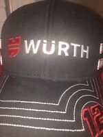 WURTH PENSKE RACING #12 Pit Crew Hat Ford Nascar Team Issued Trucker Style Hat