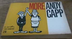 MORE ANDY CAPP BOOK, 1962, DAILY MIRROR
