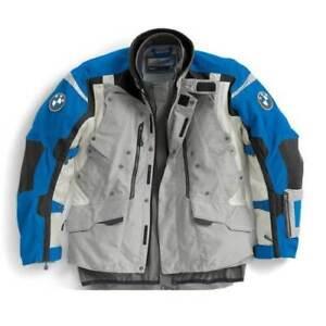 BMW Rallye Jacket, Grey and Blue