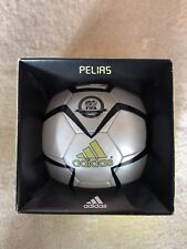 Adidas Pelias Matchball 2004 Original In Box FIFA 100 Centenary Edition NEW Ball