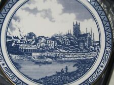 Royal Worcester china manufacturing and cathedral Worcester
