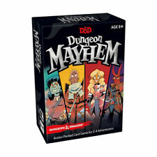 Dungeons & Dragons Dungeon Mayhem Card Game - Brand New & Sealed