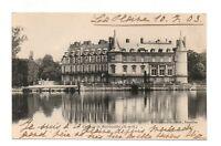 78 - Cartolina - Château da Rambouillet (D1090)