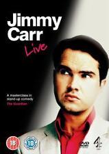 Jimmy Carr - Live (DVD, 2006)