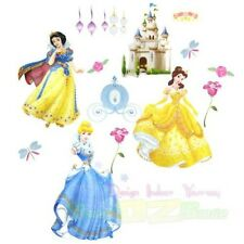 Disney Princess Snowwhite kids snow white WALL DECAL STICKERS nursery decor