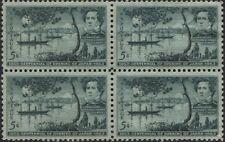 Scotts #1021   5c  OPENING OF JAPAN Stamp Block of 4, MNH