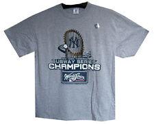2000 World Champions New York Yankees NY T-Shirt Subway Series nos size XL