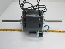Emerson 1/6 HP Dual Shaft Motor KA55HXTDA-8709 1050 RPM 1.2 Amp PH 1 SKU P CS